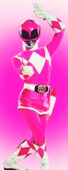 Kimberly Hart, a.a the Pink Ranger from Power Rangers Power Rangers Tattoo, Pink Power Rangers, Power Rangers Ninja Steel, Mighty Morphin Power Rangers, Kimberly Hart, Amy Jo Johnson, Power Rangers Megazord, Pawer Rangers, Power Ranger Birthday