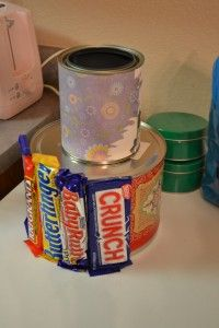 how to: candy bar cake