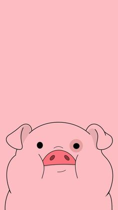 disney wallpaper cerdito fondo rosa - How To Care For Crystal Gifts
