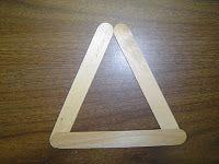 Geometry popsicle sticks