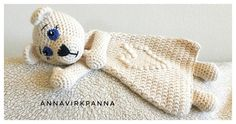 This Polar Bear Ragdoll Free Crochet Pattern is super adorable. It is a great toy for babies and toddlers. Make it with the free pattern for your loved little one or as a gift.