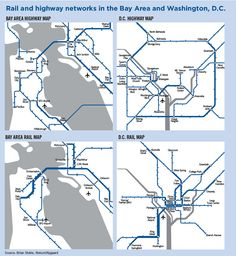 """BART was built as an imitator of the freeway because it was the easier path to take, and in so doing avoided controversy but left the system uncompetitive with the freeways ringing the Bay."""