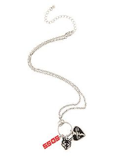 5 Seconds Of Summer Charm Necklace,