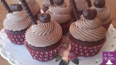 Vídeo: cupcakes de chocolate paso a paso, ¡irresistibles!