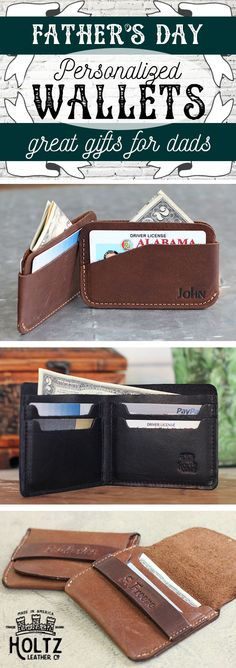 1980964e8e553 Mens Wallets. Perfect Gift For DadGreat Father s Day ...
