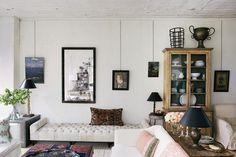 Apartment of John Derian, New York