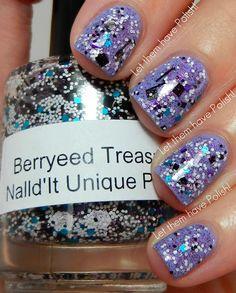 Naild'it Berryeed Treasure