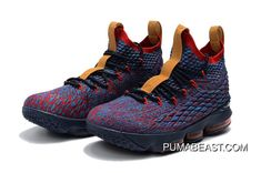 9cdabea5b66a Free Shipping Nike LeBron 15  New Heights  Lebron James 15