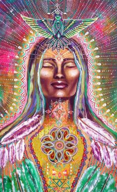 Every woman should be treated, honored and embraced like the most beautiful, precious and unique Goddess that she is.- Art by Isabelle Bryna / Sacred Geometry Sacred Geometry Art, Sacred Art, Geometry Tattoo, Art Visionnaire, Spirited Art, Sacred Feminine, Goddess Art, Mystique, Weaving Art