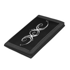 "The ""Triple Goddess"" symbol Wallet"