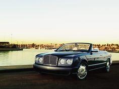 The Royal Bentley Azure !