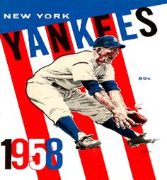 The 1958 World Series was with the New York Yankees beating the defending champion Milwaukee Braves in seven games
