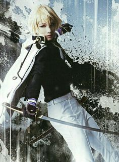 Stage Play, Touken Ranbu, Actors & Actresses, Musicals, Punk, Cosplay, Japanese, Manga, Fictional Characters