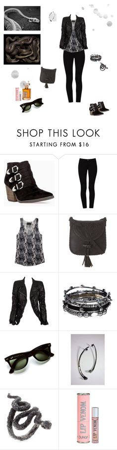 """""""New Skin"""" by the-lovely-librarian ❤ liked on Polyvore featuring DailyLook, STELLA McCARTNEY, Zadig & Voltaire, Marc Jacobs, DesignSix, Ray-Ban and DuWop"""