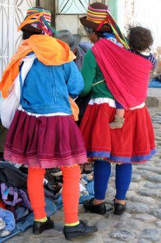 voyage au Pérou, vêtements traditionnels