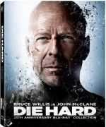 Die Hard: 25th Anniversary Collection is a nice booklet style set that includes a bonus disc of new material that every fan of the franchise will love.
