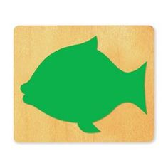 Ellison SureCut Die - Fish (basic beginnings) - 20562 LG