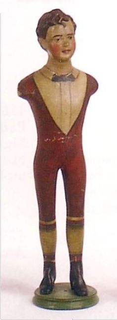 Mannequin, Male Figure, Boy, Composition, Polychrome 1880-1900
