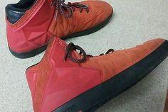 Nike LeBron XI 11 NSW Lifestyle University Red 616766 600 Mens Size 11