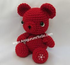 Amigurumi To Go: Bear