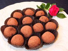 Cocinando con Lola García: Trufas de chocolate y de café