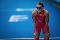 """Flora Duffy will look to become Bermuda's """"Superwoman"""" when she chases a podium finish at the Olympic Games in tomorrow's women's triathlon.She is"""