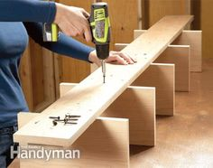 Home Organization Tips and Storage Tips - Step by Step: The Family Handyman