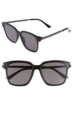 412b40de871 Bonnie Clyde Wall 62mm Square Mirror Lens Sunglasses