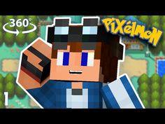 Pokémon Johto - Minecraft VR/360° Roleplay - #1 - YouTube