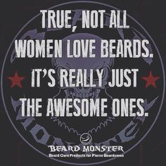 The Truth About The Beard