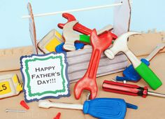 LilaLoa: Father's Day Tool Cookies -- part 1