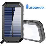 Buy Solar Charger, Battery Solar Power Bank Portable Panel Charger with 36 LEDs and 3 USB Output Ports External Backup Battery for Camping Outdoor for iOS Android (Black) Solar Phone Chargers, Portable Phone Charger, Solar Battery Charger, Solar Panel Charger, Solar Panels, Battery Hacks, Battery Shop, Portable Solar Power, Wind Power