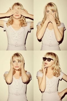 Emma Stone, Im loving the blonde!
