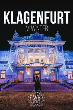 Klagenfurt im Winter – 9 Dinge, die du in der Stadt am Wörthersee unbedingt gemacht haben solltest [Werbung] #österreich #reisetipps #reiseführer #städtereise