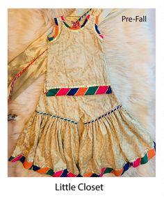 Baby Girl Dresses Fancy, Baby Girl Dress Design, White Baby Dress, Kids Summer Dresses, Girls Dresses Sewing, Girls Frock Design, Toddler Girl Dresses, Pakistani Kids Dresses, Kids Dress Wear