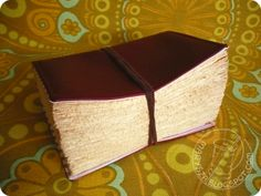 New Journal - Leatherette! $38