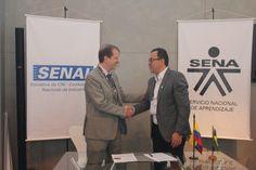 Sena ratifica alianza con Brasil en formación para el empleo