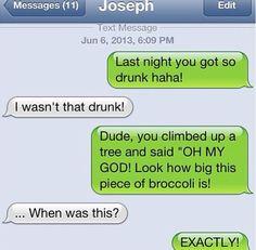 was bedeutet hoe beim texting