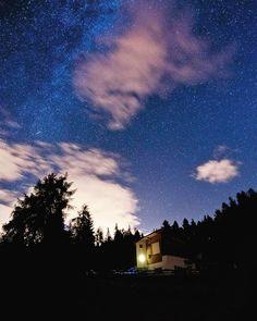 Sotto un Cielo di stelle!  #falchettolovers