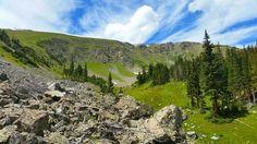 One of my favorite views! 10 Mile Range.