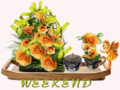 Happy weekend greeting cards gif pinterest happy weekend happy weekendgreeting cards m4hsunfo