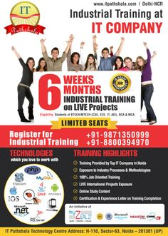 IT Pathshala Private limited is an initiative of Myzeal It solutions which is a core group of some of North India's leading corporate professionals, and today one of the country's leading service providers in the realm of business analytics and business intelligence training in different technology domains like php web development, android application development, software testing, java, .net.