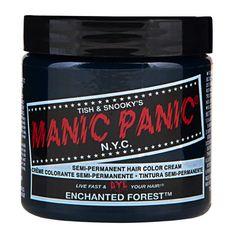 Enchanted Green Manic Panic Vegan 4-ounce Hair Dye