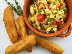 jamaican festival recipe | self had to investigate this wonderful Jamaican Festivals recipe ...