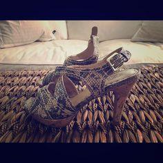 Newgrey Heels