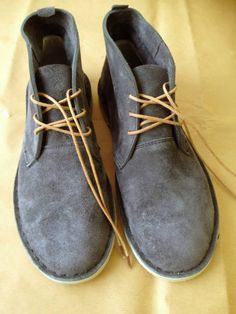 charcoal suede boots - 'vellies' at KINGDOM Suede Boots, Charcoal, Ankle, Interior, Shopping, Shoes, Fashion, Moda, Zapatos