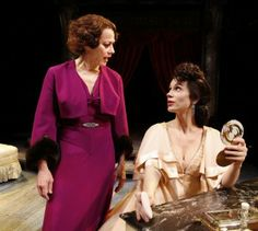 Louise Pitre and Jessica Rush in Chicago Shakespeare's production of GYPSY. Photo by Liz Lauren.