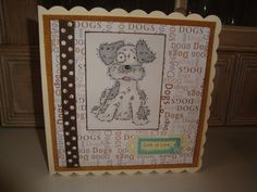 what is a letter of interest simple card using dies i purchased from craft all day my 20303
