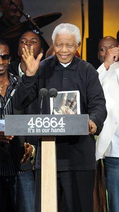 On 25 August 2013 #MandelaMarathon incorporates a 4.664km race in honour of Nelson Mandela