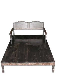 1000 images about antique furniture india on pinterest for Old diwan bed